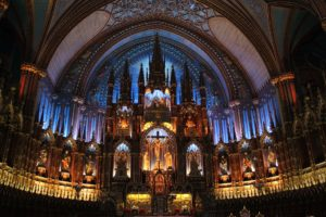 Altar, Canada