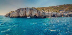 Grottes d'eau, Grèce