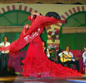 Flamenco, Espagne