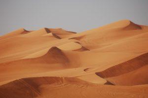 Désert du Sahara, Dubai