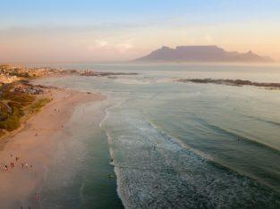 Montagne, Afrique du Sud