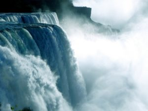 Chutes du Niagara, Canada