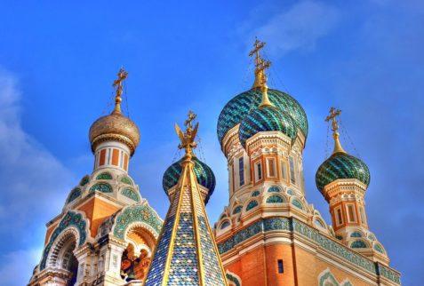 Saint-Petersbourg, Russie