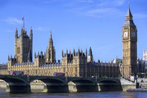 Palace de Westminster, Londres
