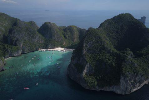 Iles Phi Phi, Thaïlande