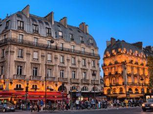 Café parisien, Paris