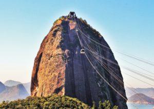 Pain de Sucre, Rio de Janeiro, Brésil