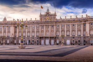 Palais Royal, Espagne