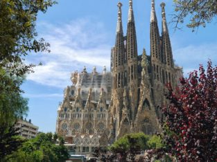 Sagrada Familia, Espagne