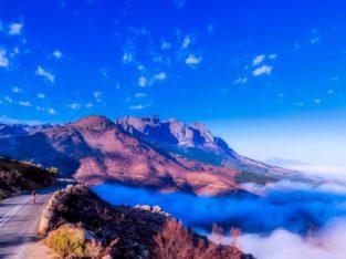 Paysage, Afrique du Sud