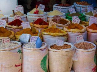 Epices, Maroc