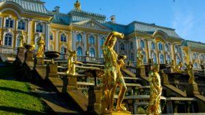 Saint-Petersburg, Russie