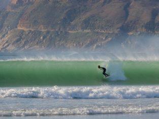 Surfer, Afrique du Sud