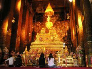 Divinité, Thaïlande