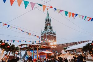 The Kremlin, Russie