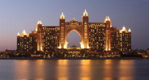 The Palm Jumeira,Dubai