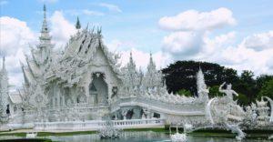 Wat-Rong-Khun, Thaïlande