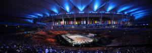 Stade Cérémonie Paralympique
