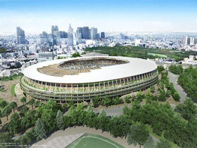 Stade Olympique Tokyo 2020