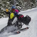 Savoie Pralognan handiski dual ski